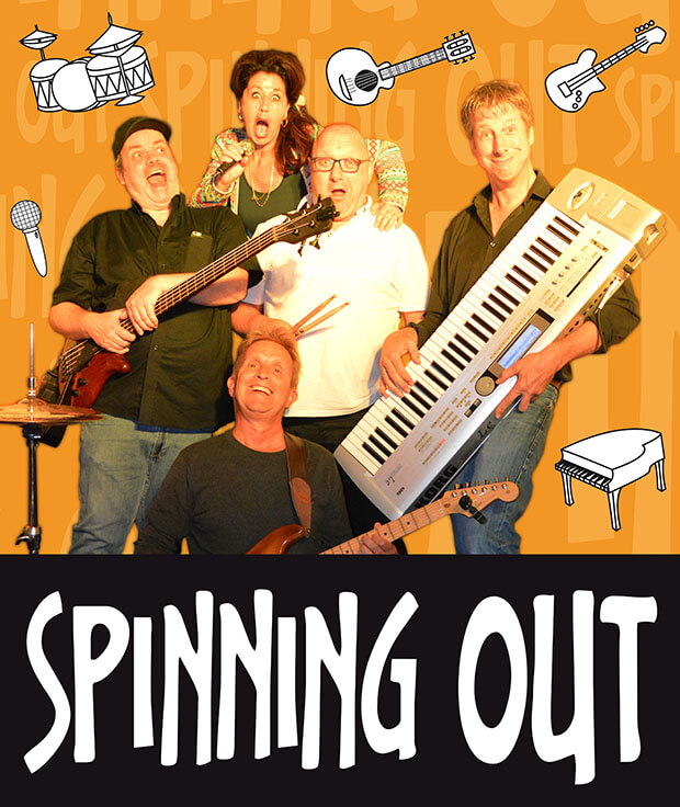 Spinning Out, band, coverband