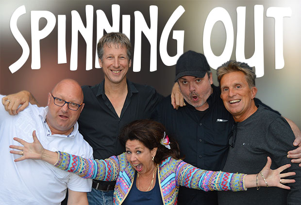 Spinning Out, de coverband!