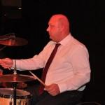 Drummer Pieter-Jan Schotsman